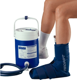 Aircast® Cryo/Cuff Gravity Cold Therapy Ankle System