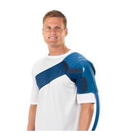 BREG Intelli-Flo Shoulder Pad