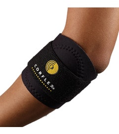 Corflex Target Tennis Elbow Sleeve with Pad