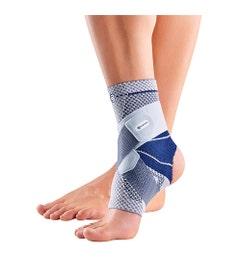 The New Bauerfeind MalleoTrain S Open Heel Ankle Brace